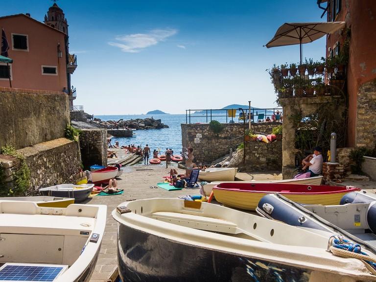 Tellaro, La Spezia, Italy | © Ole.Pophal/Flickr