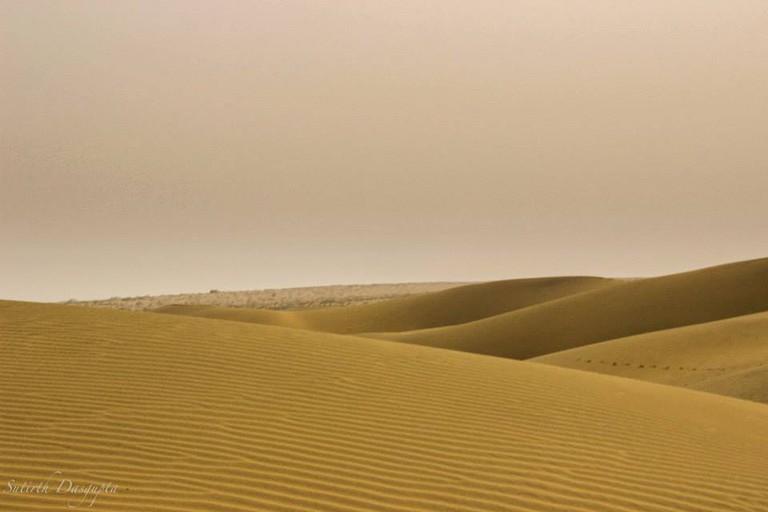 Thar Desert | © Sutirth Dasgupta