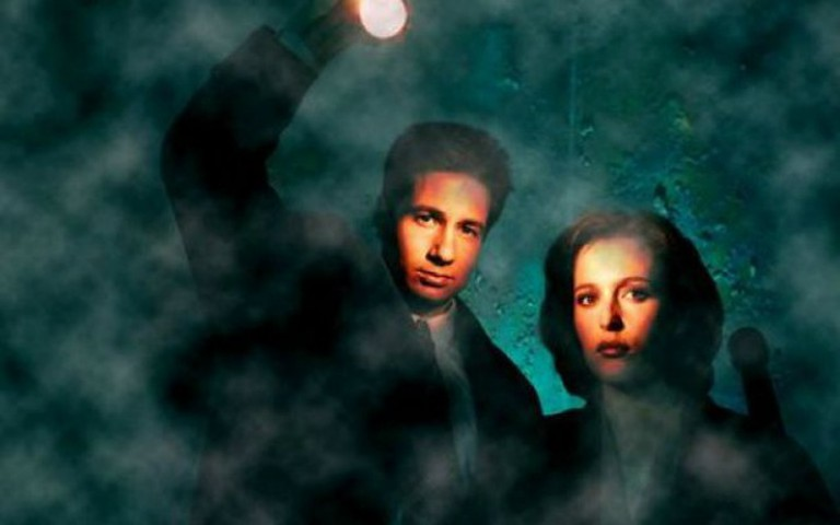 The X-Files | © Televisione Streaming/Flickr