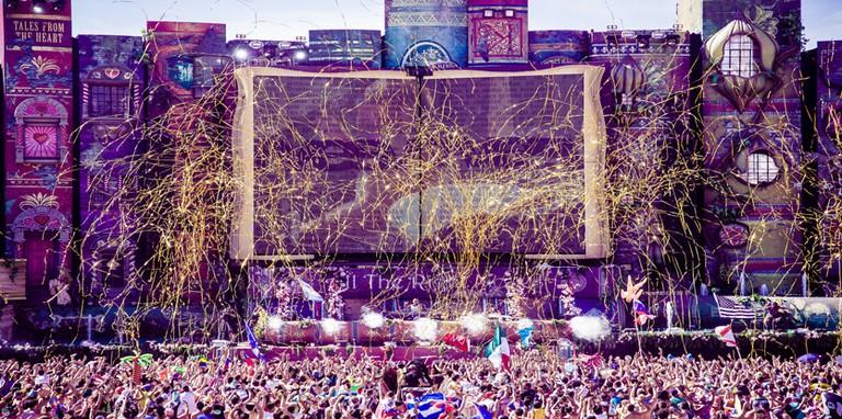 Tomorrowland in Belgium | ©Wikipedia