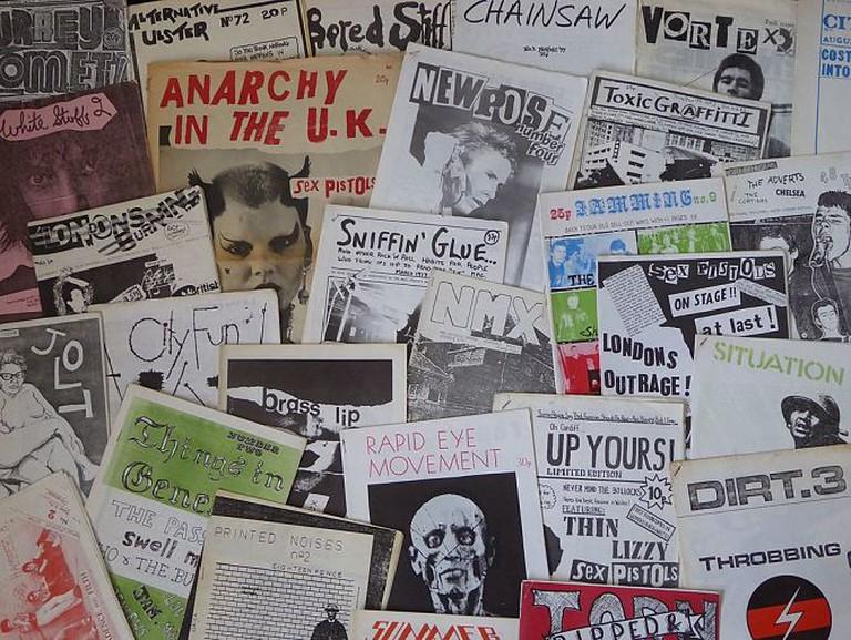 British Punk Magazines