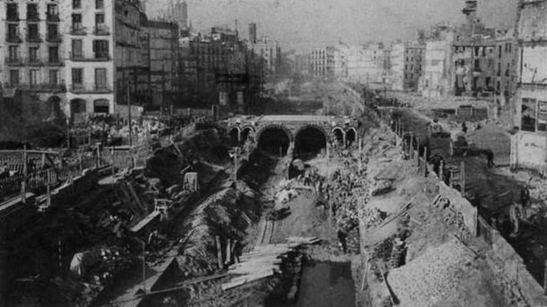Via Laietana 1912