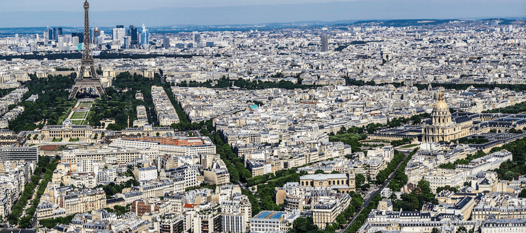 View from Montparnasse | © Shadowgate/Flickr