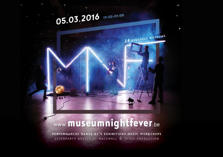 Museum Night Fever|Courtesy of Brussels Museums