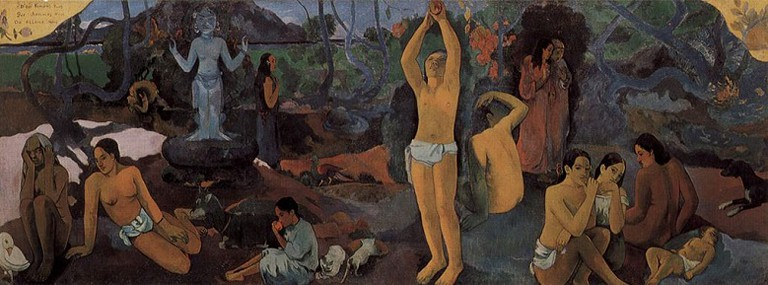 (c) Paul Gauguin via Wikimedia Commons