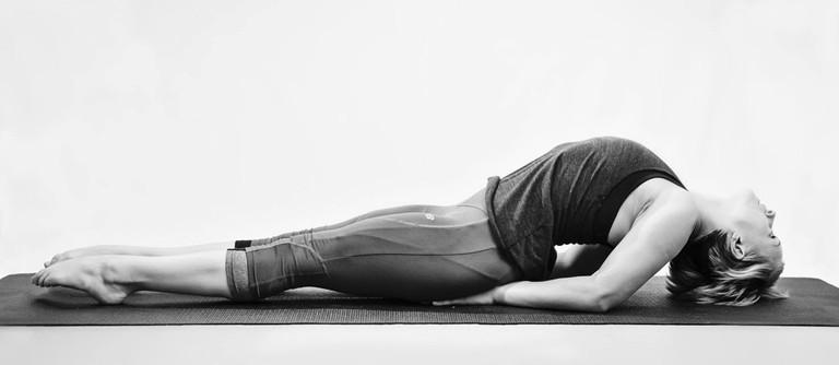 Yoga with Sam Shaw | © Miranda Wade