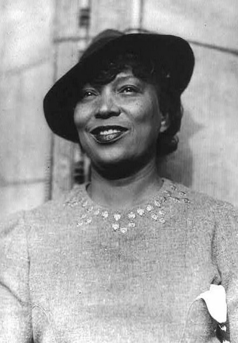 Zora Neale Hurston| © Unknown-U.S. Library of Congress/wikicommons