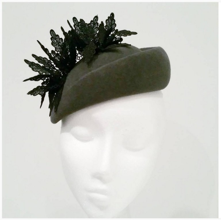 Courtesy of Anna Staub Millinery