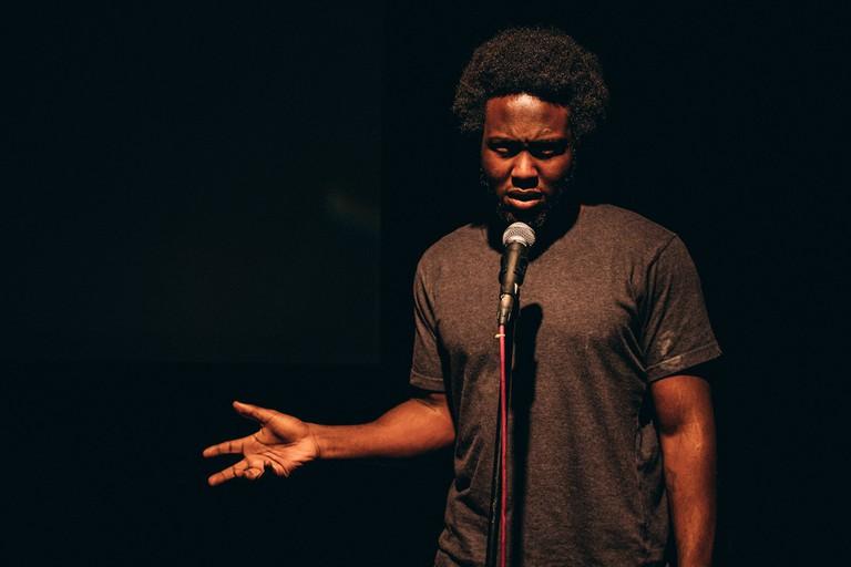 Caleb Oluwafemi © Jolade Olusanya