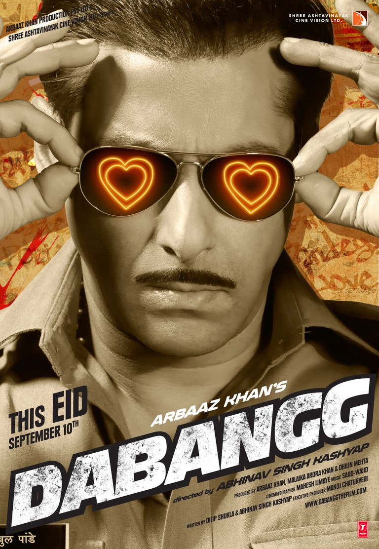 Dabangg © Arbaaz Khan Productions
