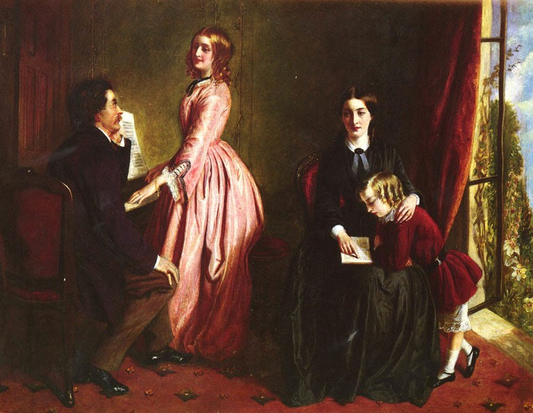 Victorian Governess / Wikicommons