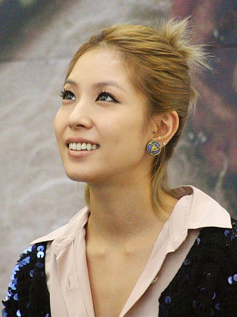 BoA At A Signing Event 2010