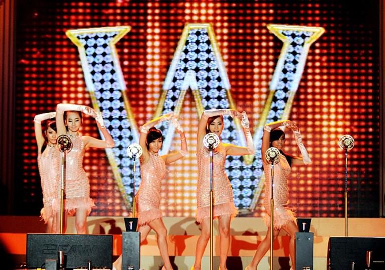 Wonder Girls 2008