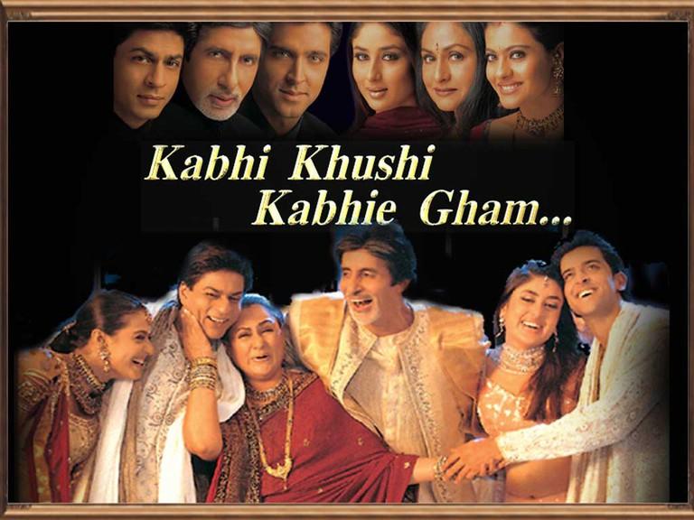 Kabhi Khushi Kabhie Gham © Dharma Productions