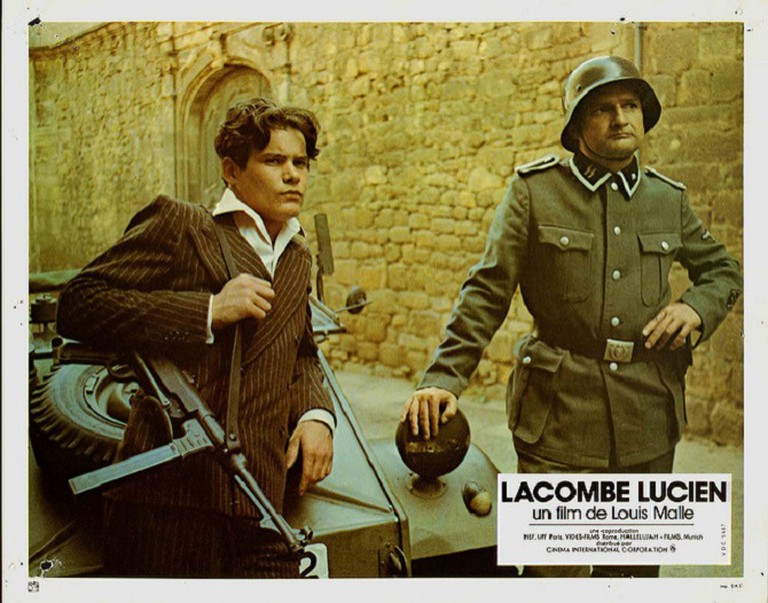 LACOMBE LUCIEN. Louis Malle