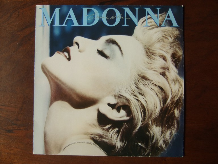 True Blue Cover