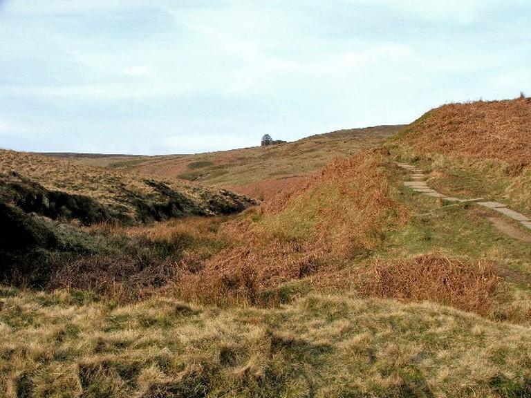 Yorkshire Moors / Wikicommons