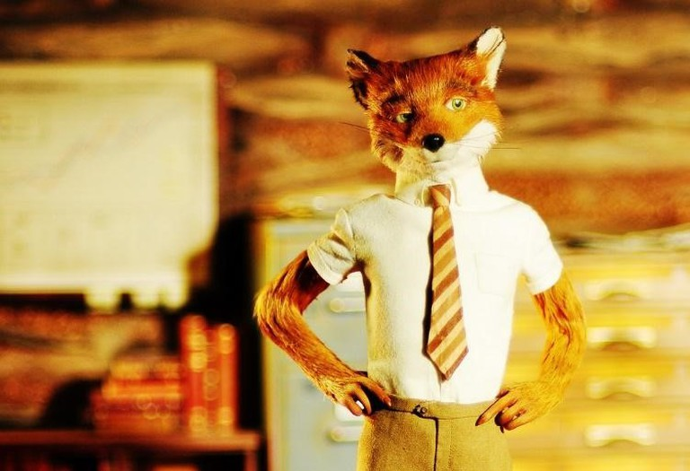 'Mr Fox'|©LuciusKwok/Flickr