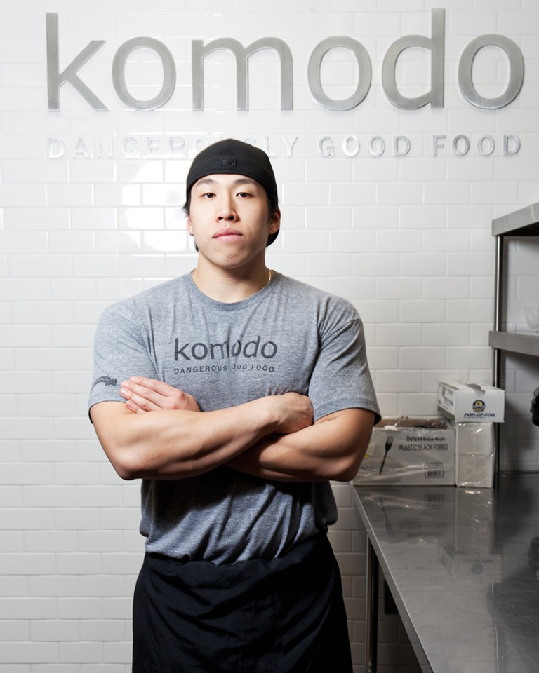 Chef Erwin Tjahyadi of Komodo. Photo Credit: Urban + Allen