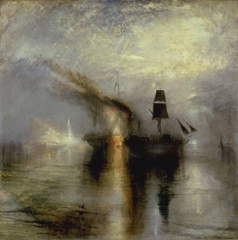 Peace – Burial at Sea