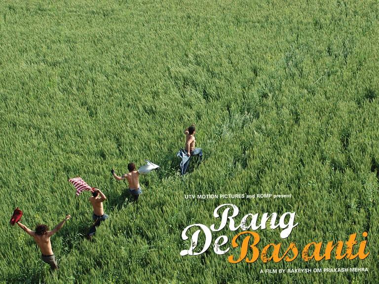 Rang De Basanti © Rakeysh Omprakash Mehra Pictures