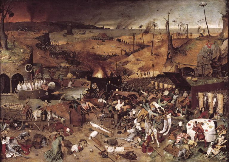 The Triumph of Death by Pieter Bruegel | © Wikimedia Commons