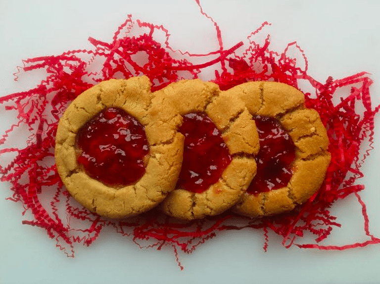 Peanut Butter & Jelly Cookie | Courtesy of Red Bench