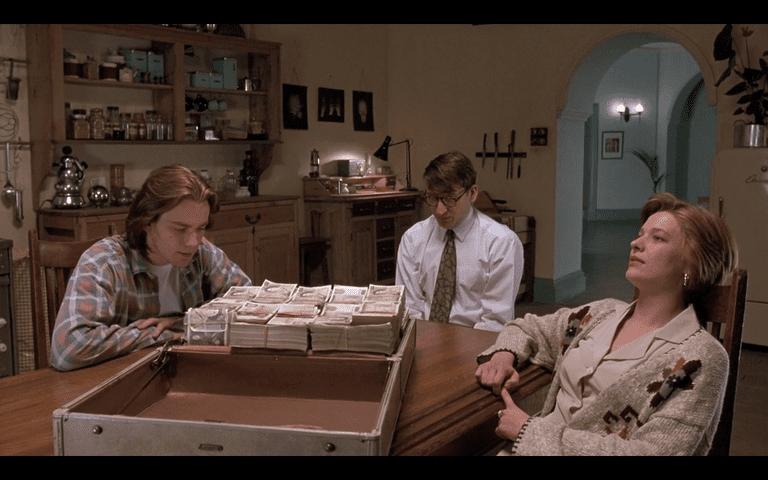 Still, Shallow Grave (1994)   © Film4