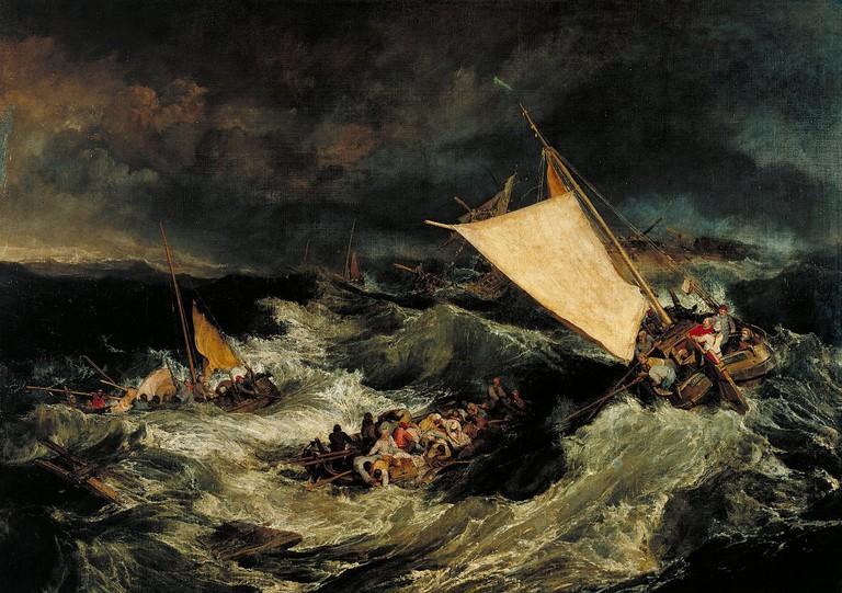 The Shipwreck | © JMW Turner/WikiCommons