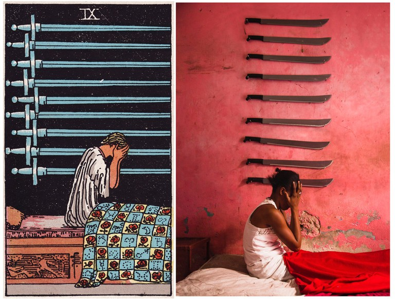 The Ghetto Tarot | Courtesy of Alice Smeets
