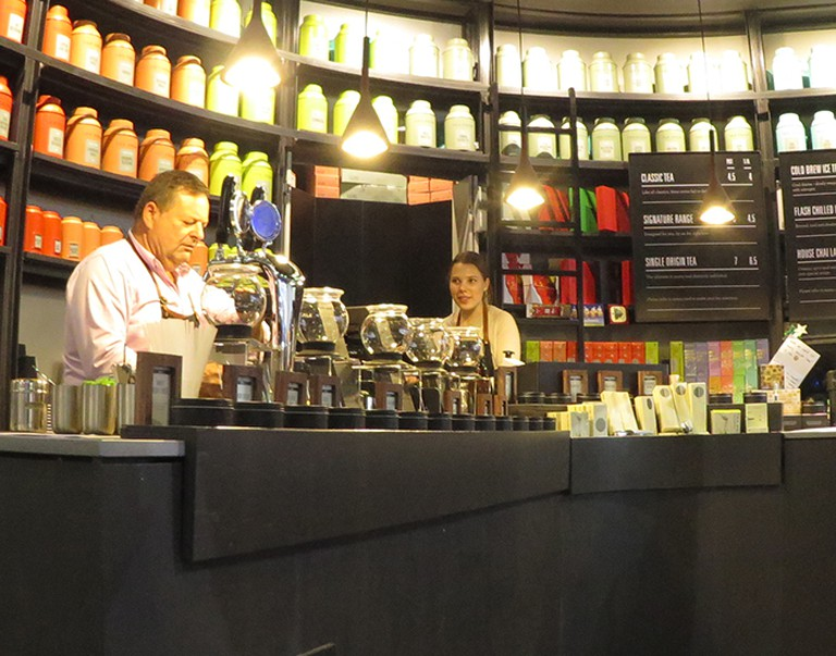 Tea Drop Brew Bar at South Melbourne Market | Erin Leeder