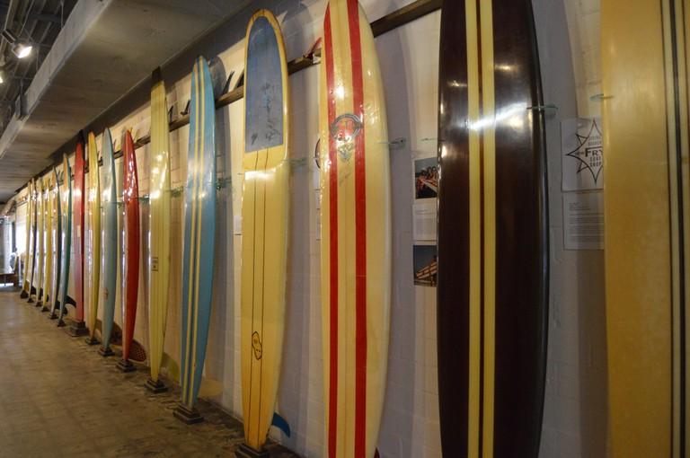 Texas Surf Museum | © Abel Gonzales
