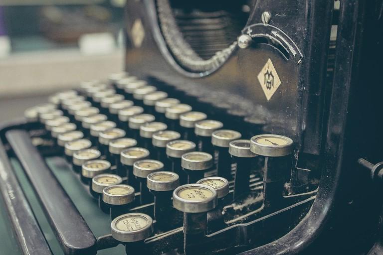 Typewriter | © Pixabay