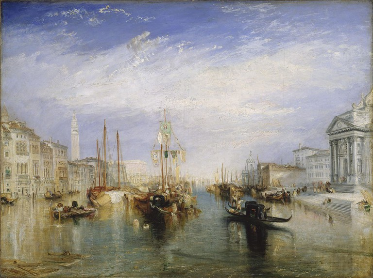 The Grand Canal - Venice | © JMW Turner/WikiCommons