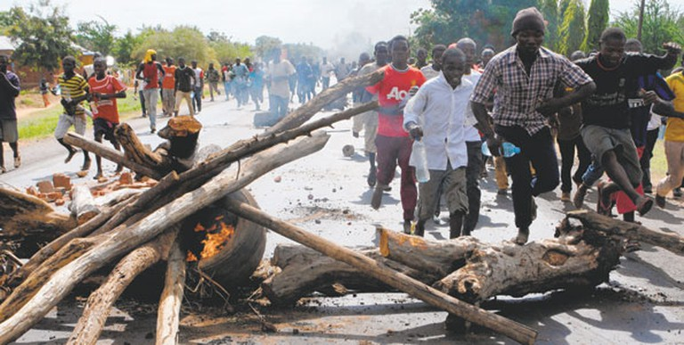 Conflicts in Mtwara