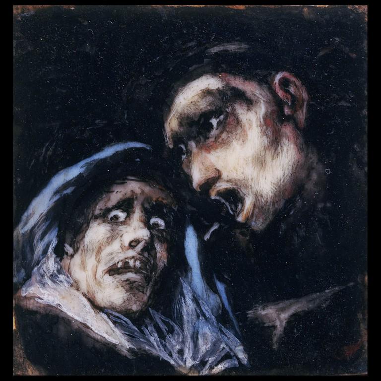 Francisco de Goya y Lucientes by Francisco de Goya | © DIRECTMEDIA Publishing GmbH/Wikicommons