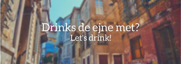 Article Ten: Trinkst du einen mit?