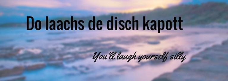 Article Eleven: Da lachst du dich kaputt
