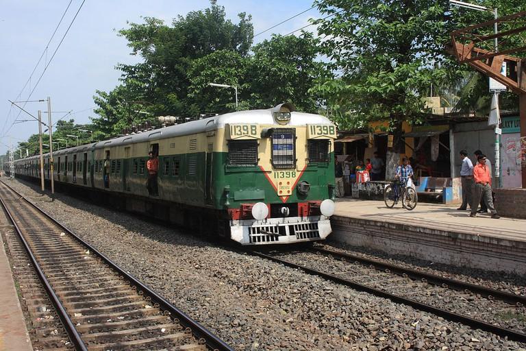 Chokro Rail / ©Arne Hückelheim /WikiCommons