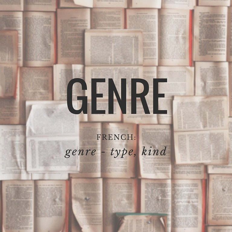 Genre | French Word