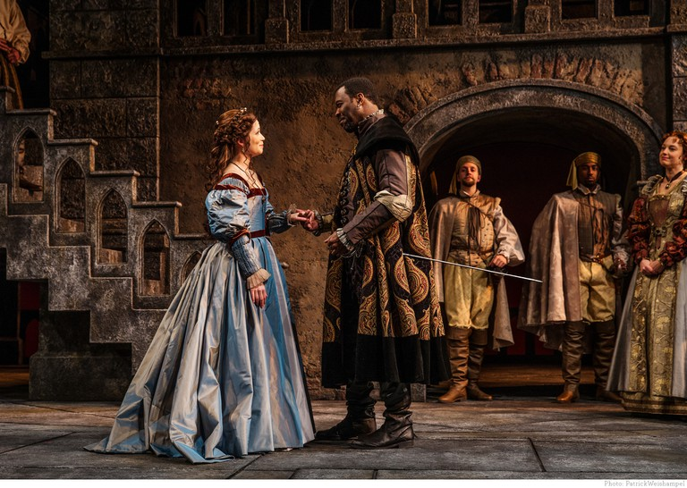 """""""Othello"""" by William Shakespeare © Portland Center Stage"""