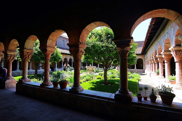 The Cloisters, NYC | © Lucia/Flickr