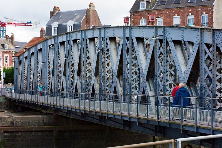 Colbert Swing Bridge | © Frédéric BISSON/Flickr