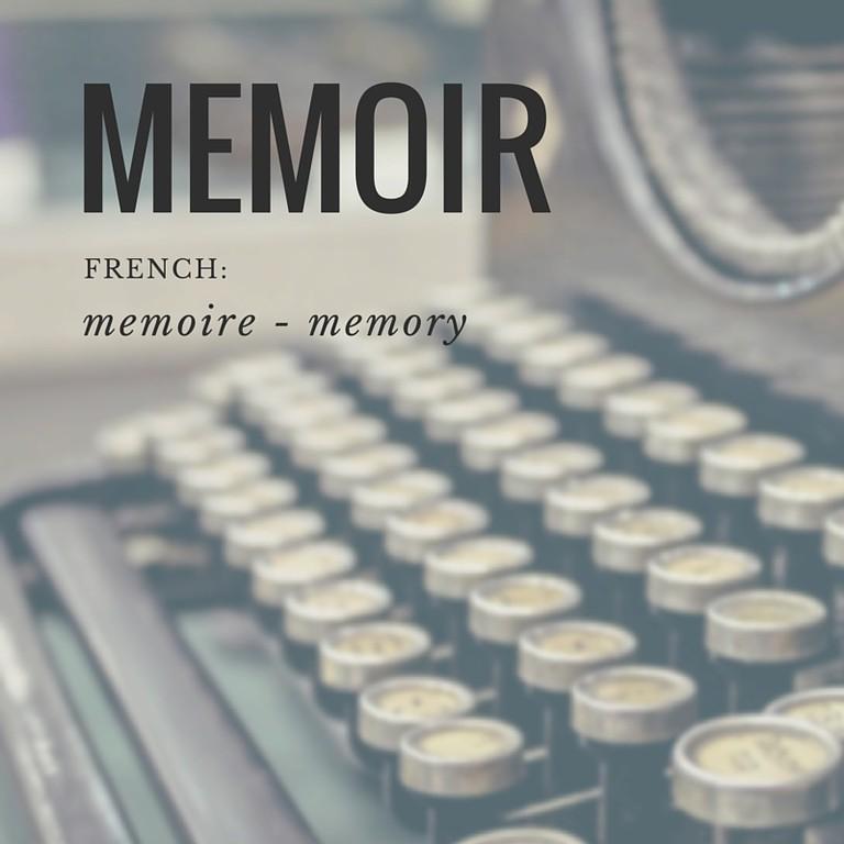 Memoir | French Word