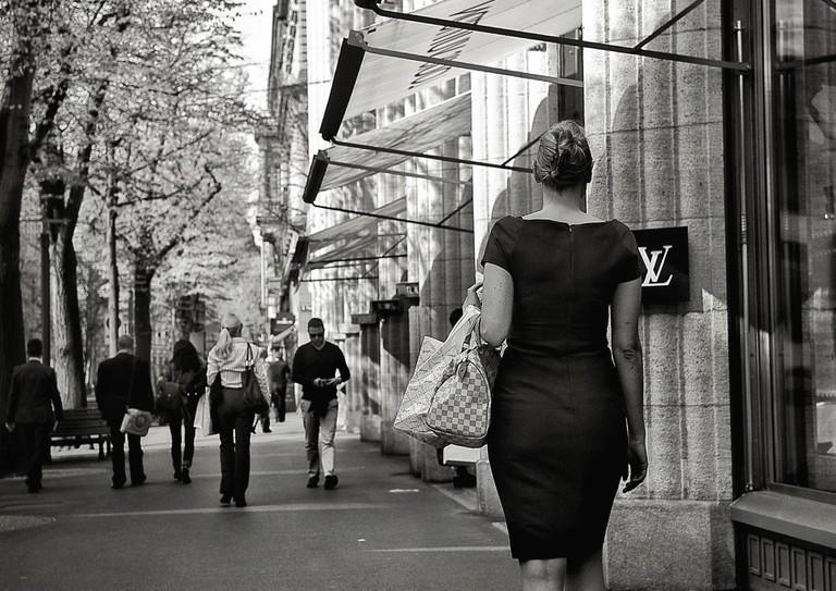 The oldest designer of our list; Louis Vuitton