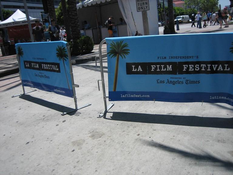 LA Film Fest | ©Jenny Huey/Flickr
