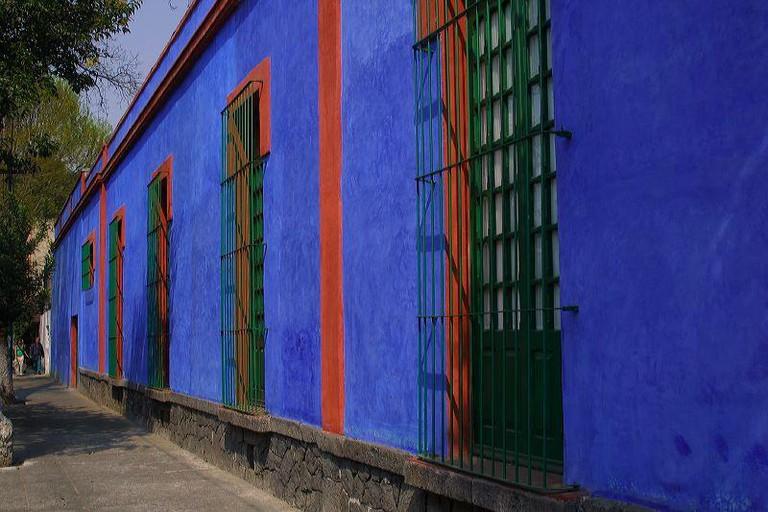 La Casa Azul | ©Lin Mei/Flickr