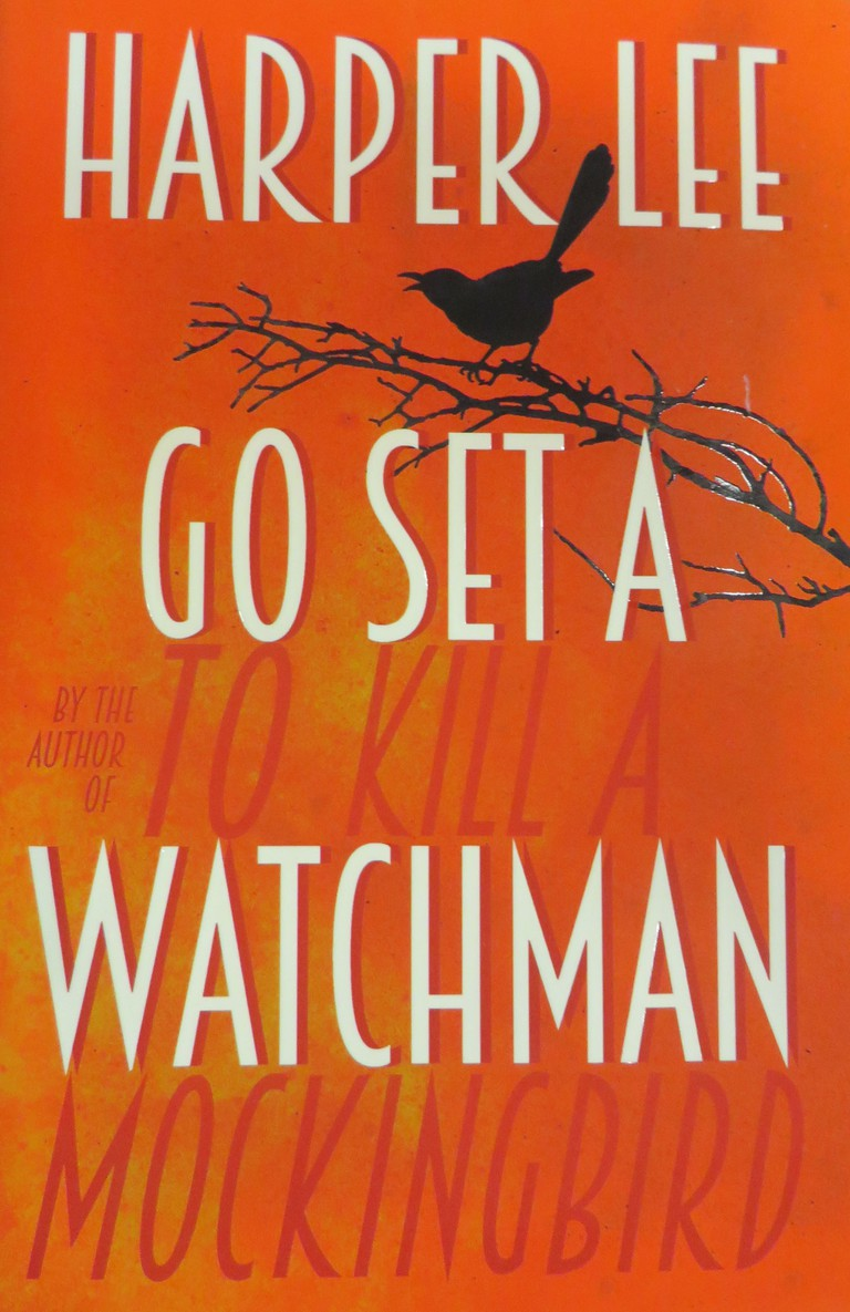 Cropped cover of Go Set A Watchman