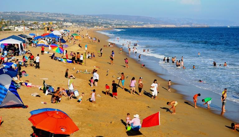 Balboa Pier Newport Beach | ©Nandaro/WikiCommons