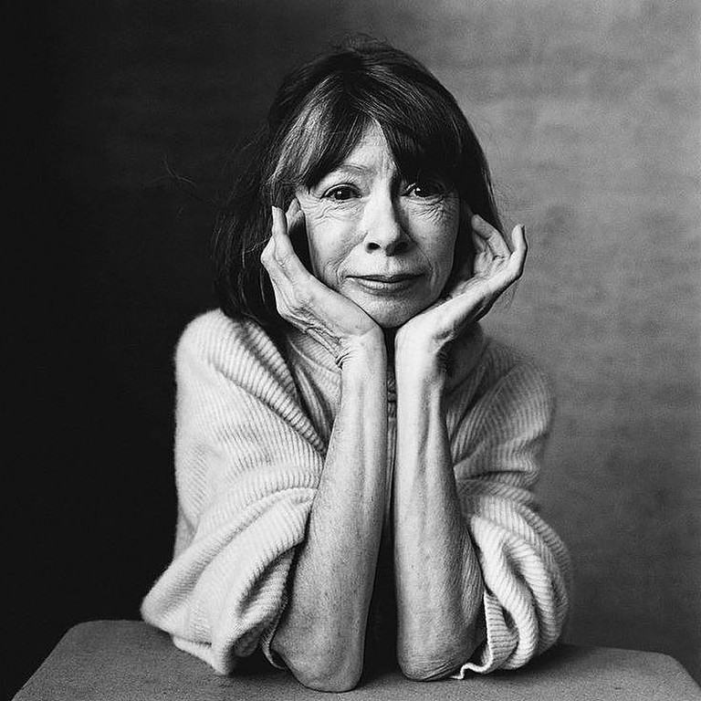 Joan Didion © Tradlands / Flickr